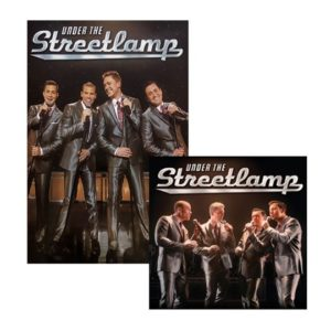 Under The Streetlamp, LIVE! CD & DVD Combo