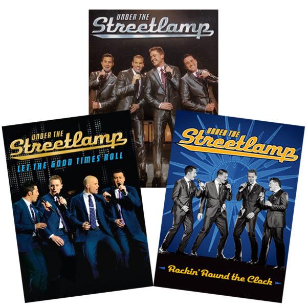 Under The Streetlamp 3-Pack DVD