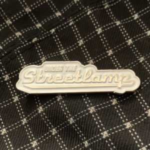 Under the Streetlamp Lapel Pin
