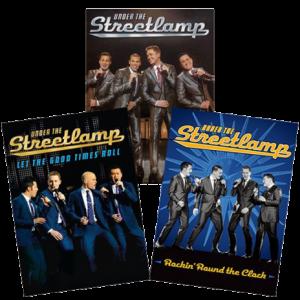 streetlamp 3-DVD cover art