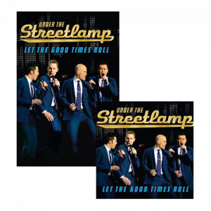 Let the Good Times Roll CD DVD Combo art