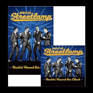 rockin round the clock dvd cd combo art