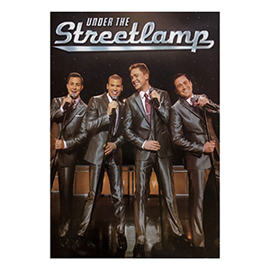 under the streetlamp live dvd cover